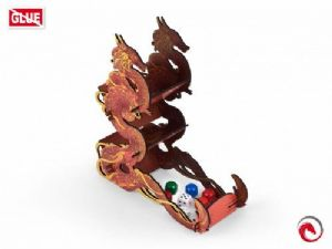 e-Raptor Dice Tower Firestarter Dragon